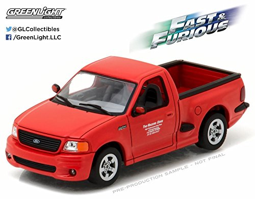 (1999 Brian's Ford F-150 SVT Lightning Pickup Truck The Fast and Furious 6