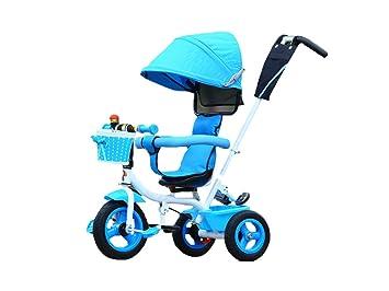 Niño Interior al Aire Libre el Pequeño Triciclo Bicicleta ...