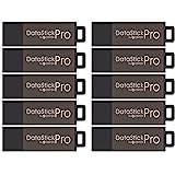 Centon DSP2GB10PK10 x 2GB MultiPack DataStick Pro USB 2.0 Flash Drives (Grey)