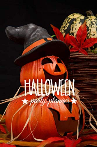Make Halloween Party Food (Halloween Party Planner: Plan The Perfect Halloween Party Notebook)