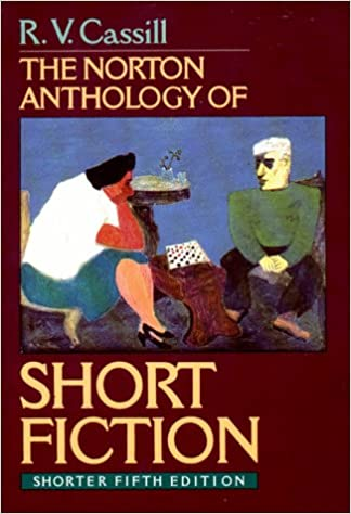 Book The Norton Anthology of Short Fiction
