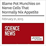 Blame Pot Munchies on Nerve Cells That Normally Nix Appetite | Kate Baggaley