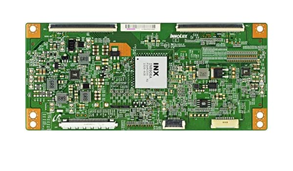Hisense//Sanyo EAMDJ2S55 T-Con Board For 50H7GB1