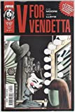 V For Vendetta 1st Edition (Pre-Vertigo. No Logo)