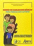 capa de Ensino de Habilidades Básicas Para Pessoas com Autismo