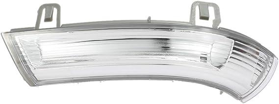 Imagen deKKmoon Intermitente Espejo Retrovisor Lateral Señal de Giro Bombilla Lado Izquierdo reemplazo para MK5 Golf Passat Jetta 1K0949101