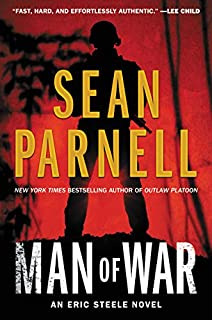 Book Cover: Man of War: An Eric Steele Novel