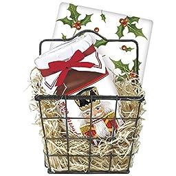 Classic Nutcracker Jam Bakset Gift Set