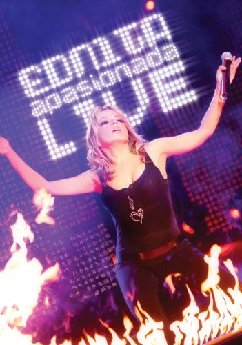 Ednita...Apasionada Live by Sony