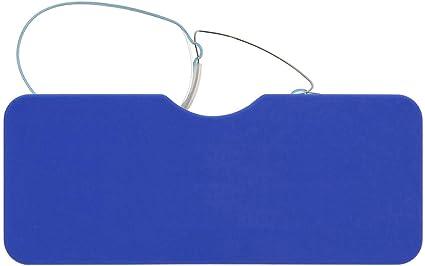 DIDINSKY Gafas de lectura sin patillas graduadas para hombre y mujer transparentes. Gafas de presbicia para hombre y mujer retro o vintage para vista cansada. 4 colores y 5 graduaciones – LOUVRE