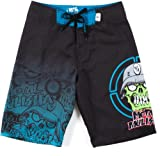 Metal Mulisha Boys' Gory Havoc M14606101,Black,US 28