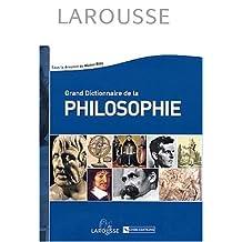 Grand Dict.de La Philosophie