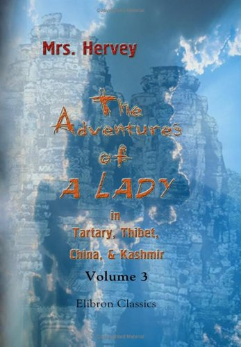 The Adventures of a Lady in