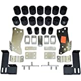 "Performance Accessories (10053) 3"" Body Lift Kit for GMC Sierra"