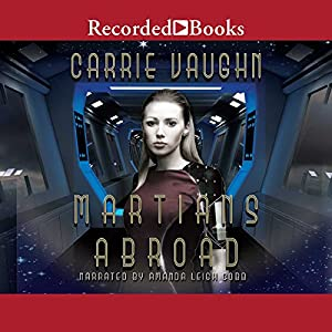 Martians Abroad Audiobook