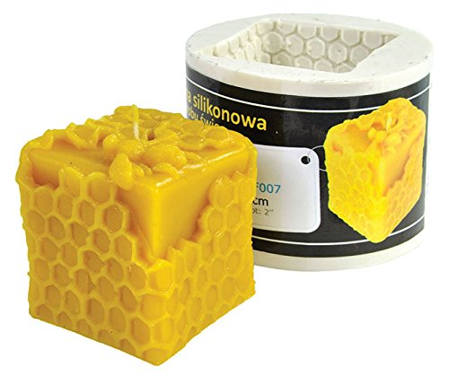 Beeswax Candle Mold