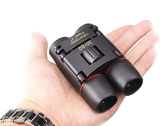 30x60 kompakt mini fernglas nachtsicht kraftvolles: amazon.de: kamera