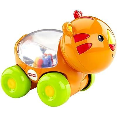 Fisher-Price Poppity Pop Tiger: Toys & Games