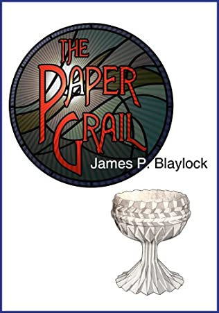book cover of The Paper Grail