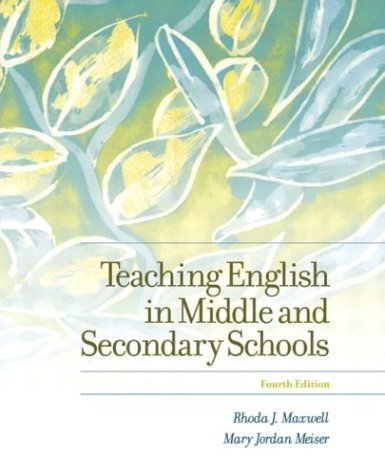 Teaching English in Middle and Secondary Schools (4th Edition)