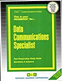 Data Communications Specialist, Jack Rudman, 0837332346
