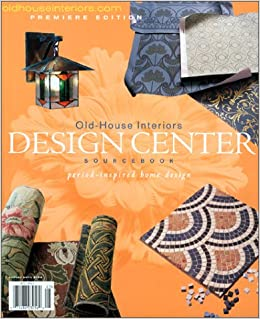 Book Old-House Interiors Design Center Sourcebook