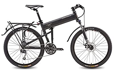 2016 Montague Paratrooper Pro MTB 27 Speed Folding Full Size Mountain Bike