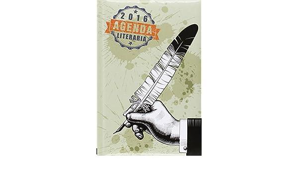 Agenda Literaria. 2016: Amazon.es: Vv.Aa.: Libros