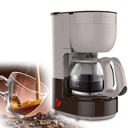 HLDWXN Cafeteras De Goteo Máquina Café con Filtro Cafetera Taza 5 ...