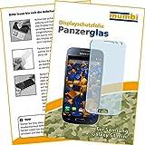 mumbi Panzerglasfolie Samsung Galaxy S4 mini Glasfolie Hartglas 9H
