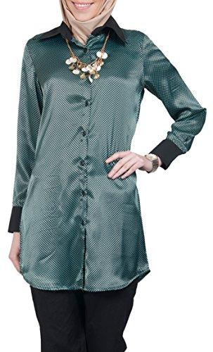 Kleid Grün Damen Essence East Kariert Grün Gr xxxxxl E0qB5wxv