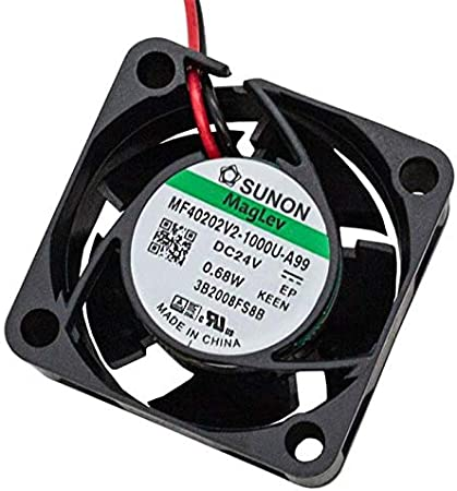 Fan/Ventilador 24V 0,8W 40x40x20mm 13m³/h 21dBA ; Sunon EB40202S2-999