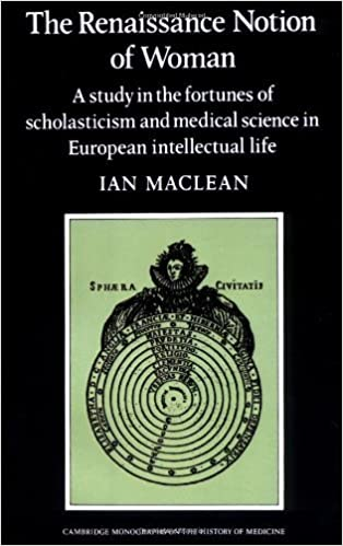 Book By Ian Maclean - The Renaissance Notion of Woman: A Study in the Fortunes of Scholasticism and Medical Science in European Intellectual Life