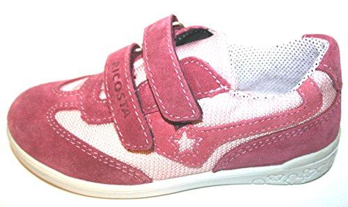Ricosta , Baskets pour fille Rose Altrosa 25