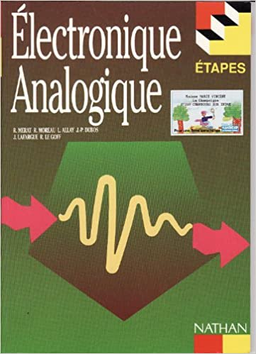 Electronique Analogique Amazon Fr Aurelie Moreau R Merat