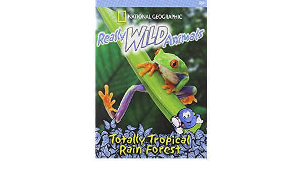 Really Wild Animals: Totally Tropical Rain Forest Reino ...