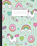 Composition Notebook: Wide Ruled Paper Notebook Journal | Nifty Wide Blank Lined Workbook for Teens Kids Students Girls…