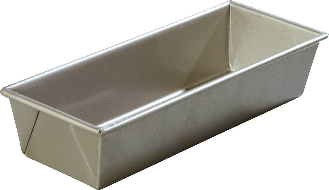 Carlisle 604174 Steeluminum Loaf Bread Pan, 73.8-oz. Capacity (Case of 12)