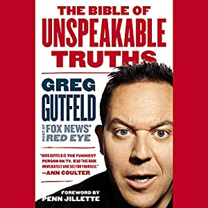 The Bible of Unspeakable Truths Audiobook