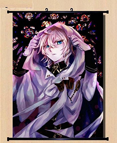 Home Decor Anime Seraph of the End/Owari no Seraph The night's micah scroll poster 23.6x31.5 Inches-013L