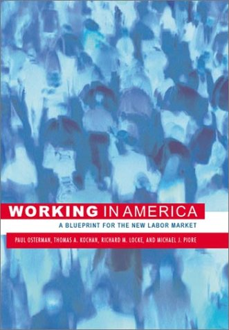 Working in America: A Blueprint for the New Labor Market PDF