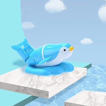 Markc Jugar Agua Pingüino eléctrico Baño Juguete Traje ...