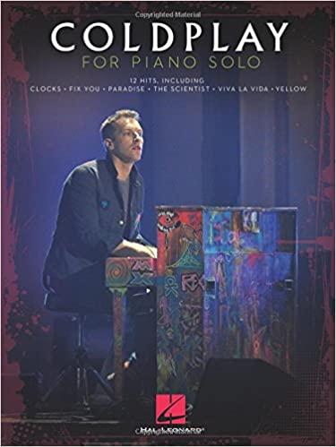 Coldplay For Piano Solo Coldplay 0884088652821 Amazon Books