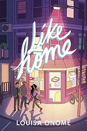 Like Home by Louisa Onomé