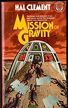Mission of Gravity by [Clement, Hal, Martin, Rose L.]