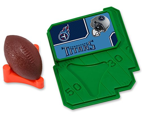 CAKEMAKE NFL Football & Tee, Cake Topper, Tennessee Titans for $<!--$13.69-->
