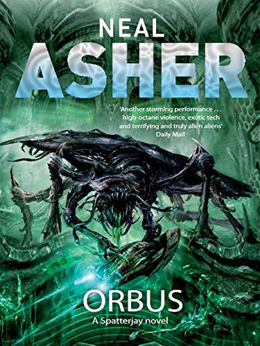 Orbus (A Spatterjay Novel)