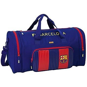 Safta Bolsa De Deporte F.C. Barcelona 1ª Equip. 16 17 Oficial  550x270x260mm  Amazon.es  Deportes y aire libre f23c5083bf8