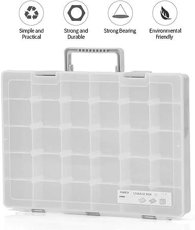 Blusea - Caja organizadora para Juguetes de plástico, Varios ...