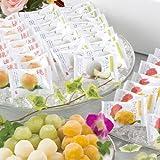岡山 果物屋さんのフルーツシャーベット